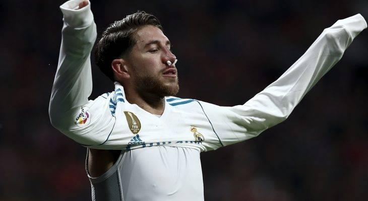 Sergio Ramos vắng mặt ở trận Real gặp APOEL