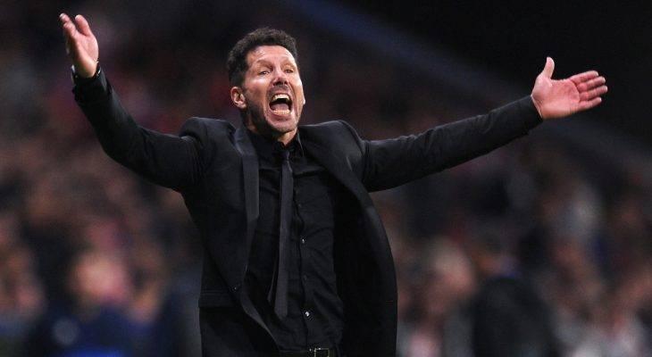 """Atletico bị cầm hòa sốc, HLV Simeone đổ lỗi tại """"định mệnh"""""""