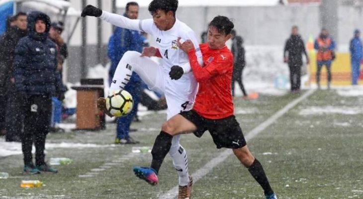 """Thua Nhật Bản, Thái Lan phải """"xếp hàng"""" chờ vé dự VCK U19 châu Á"""