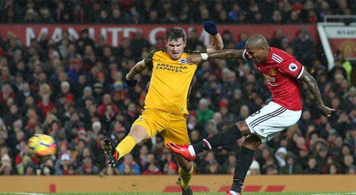 Man United nhọc nhằn vượt qua Brighton