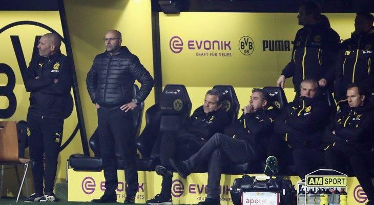 Điều gì đang xảy ra với Dortmund?