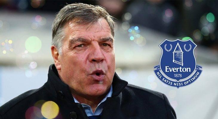 Sam Allardyce được bổ nhiệm làm HLV Everton