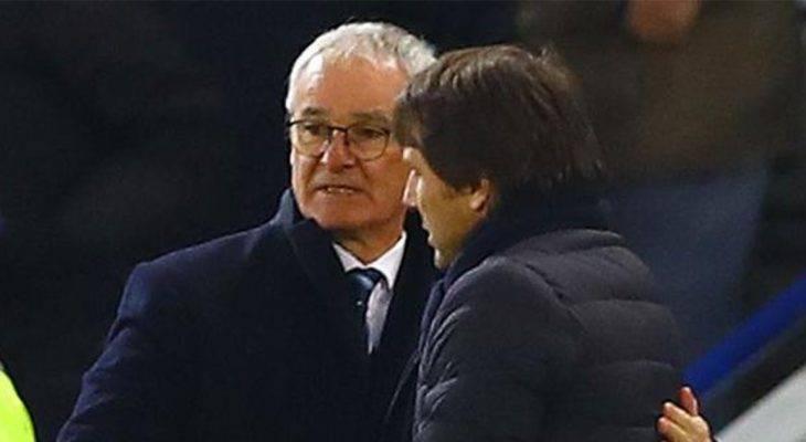 Ranieri lên tiếng bảo vệ Conte