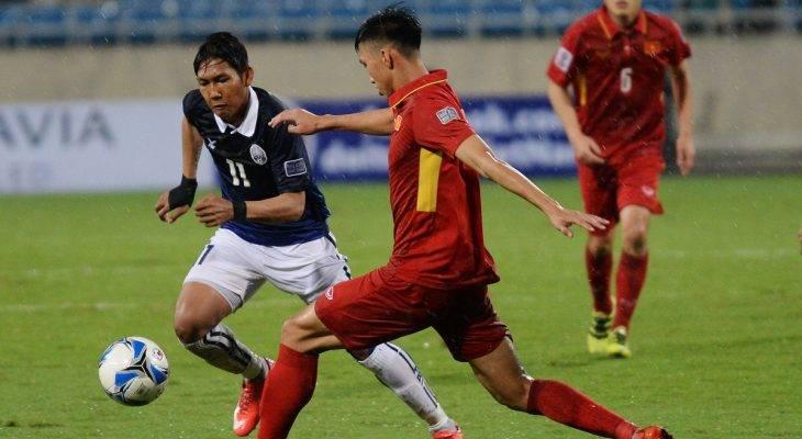 Chan Vathanaka chia tay đội bóng Nhật Bản