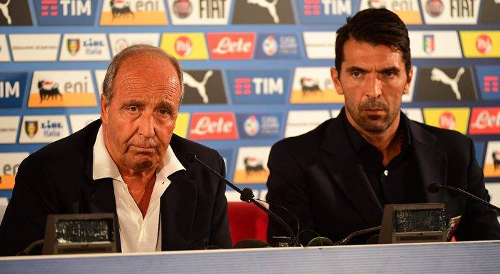 CHÍNH THỨC: HLV Ventura bị LĐBĐ Italia sa thải