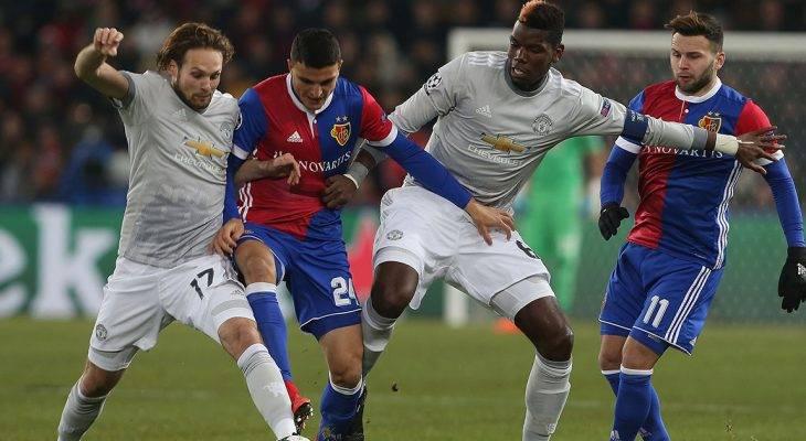 Chấm điểm Basel 1-0 Manchester United: Bất ngờ phút cuối