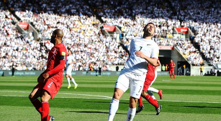 New Zealand 0-0 Peru: Bất phân thắng bại