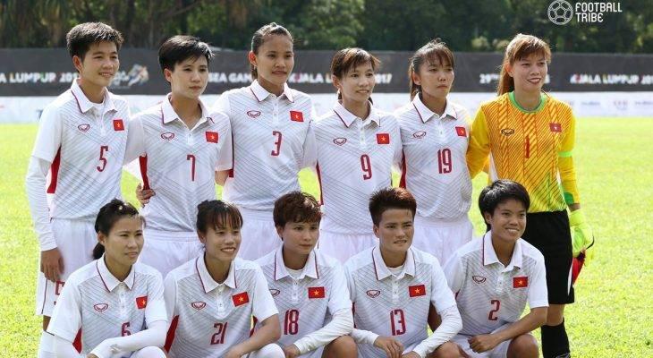 """VCK Asian Cup nữ 2018: ĐT nữ Việt Nam ở bảng """"tử thần"""""""