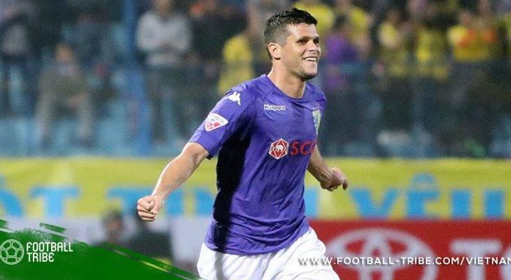 """Alvaro Silva tới Malaysia, Hà Nội FC """"việt vị"""""""