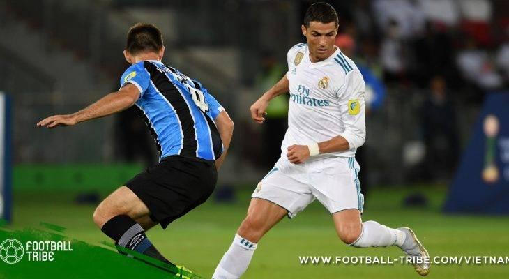 Ronaldo muốn được hưởng lương cao nhất thế giới