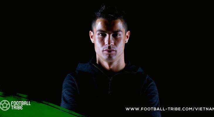 Cristiano Ronaldo và năm 2017 của riêng anh