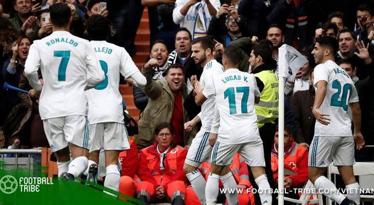 17 cầu thủ Real Madrid đã nâng cúp Club World Cup