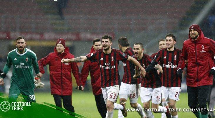 GÓC NHÌN: AC Milan chơi trận đấu hay nhất từ đầu mùa