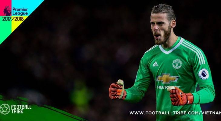 Điểm tin Manchester United 19/1 : De Gea bỏ ngỏ khả năng gia hạn