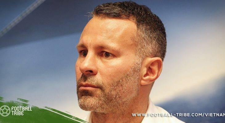 Ryan Giggs từ chối làm HLV Swansea
