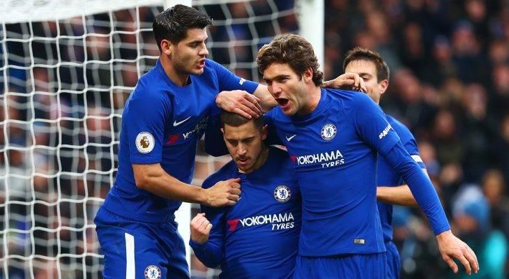 Hazard lập cú đúp, Chelsea thắng ngược Newcastle