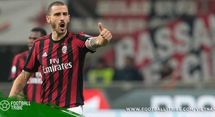 Bản tin tối 21/12: Milan khẳng định không bán Bonucci