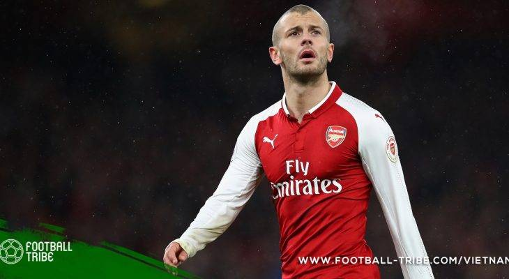 Jack Wilshere muốn ở lại Arsenal