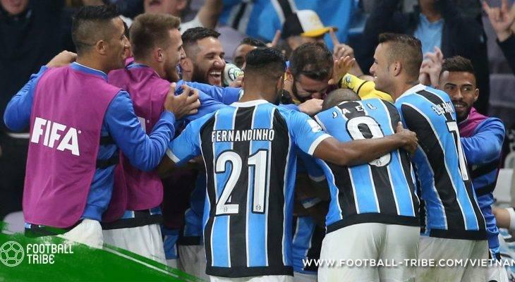 Gremio vào chung kết Club World Cup 2017