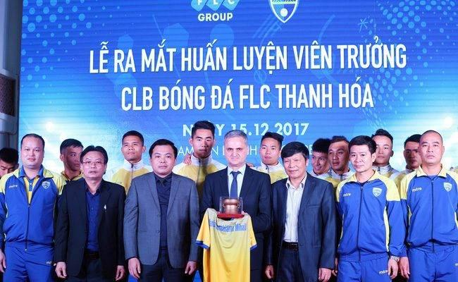 Bản tin chiều 15/12: FLC Thanh Hóa chính thức giới thiệu tân HLV
