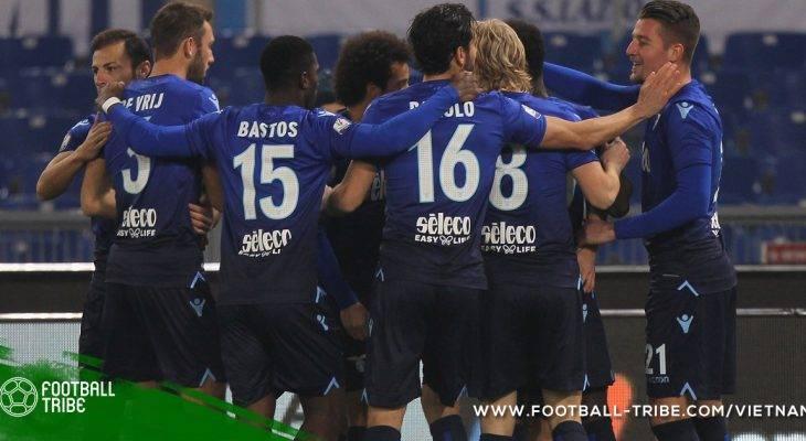 Bản tin trưa 27/12: Lazio vào bán kết Cúp QG Italia