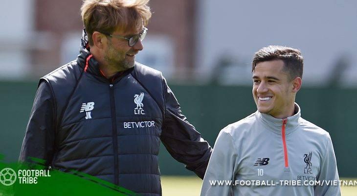 Bản tin trưa 30/12: Liverpool quyết giữ chân Coutinho