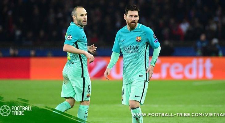 El Clasico: Messi và Iniesta nói gì trước đại chiến?