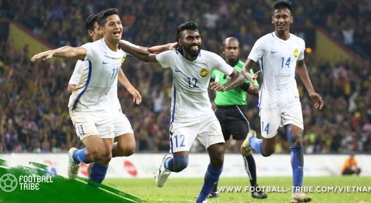 U23 Malaysia chốt danh sách dự giải U23 châu Á