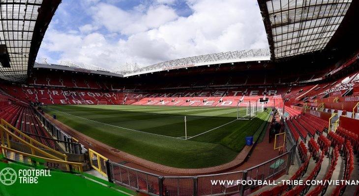 Man United dự kiến giảm sức chứa sân Old Trafford