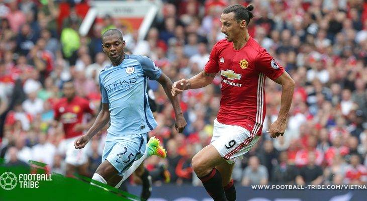 "Derby Manchester:""Man Utd sẽ nhớ Pogba"""