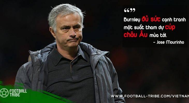 Thông tin đáng chú ý trước trận cầu Man Utd-Burnley