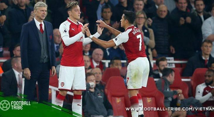Wenger bật mí tương lai Oezil, Sanchez