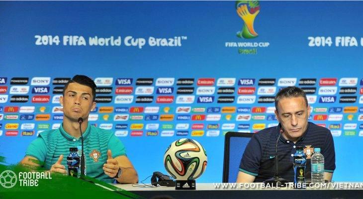 Thầy cũ Cristiano Ronaldo gia nhập làn sóng Trung Hoa