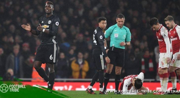 """Phil Neville: """"Pogba giúp Man United đáng xem hơn"""""""