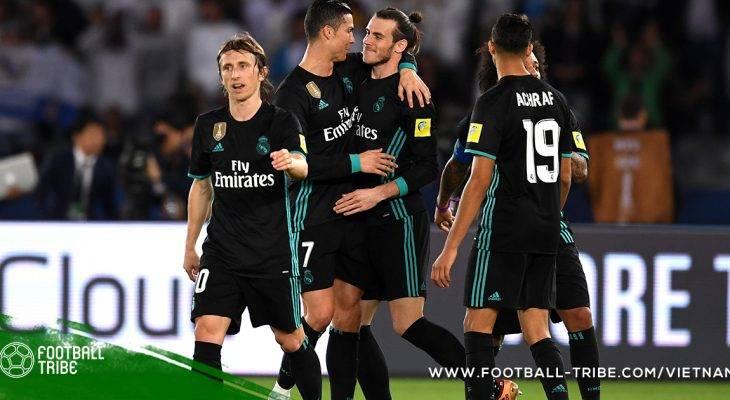 Club World Cup: Gareth Bale đưa Real Madrid vào chung kết