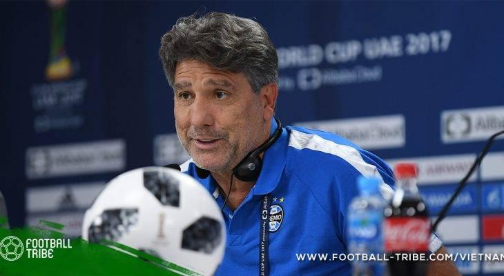 """Renato Gaucho: """"Ronaldo không kỹ thuật bằng tôi"""""""