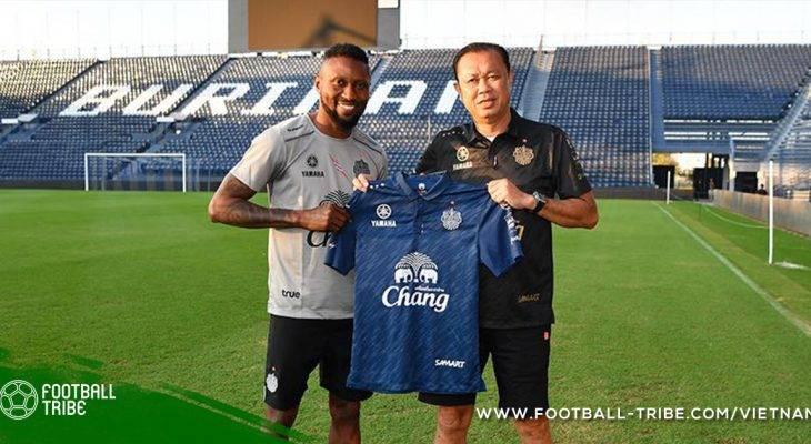 CHÍNH THỨC: Hoàng Vũ Samson cập bến Buriram United