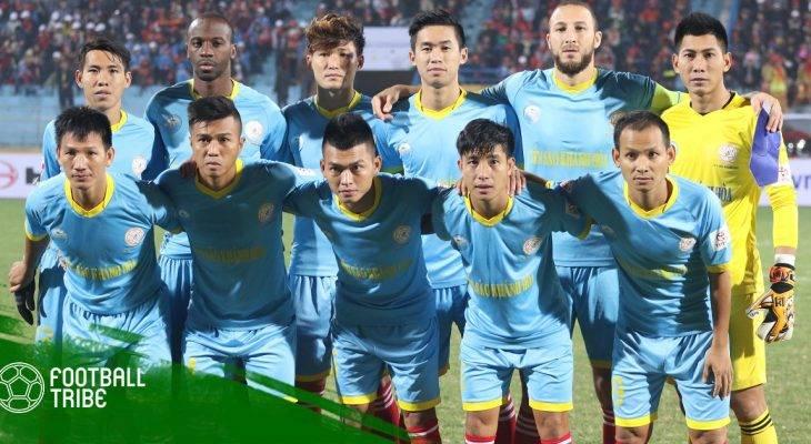 Đánh bại Lao Toyota, Sanna Khánh Hòa vào chung kết Mekong Cup