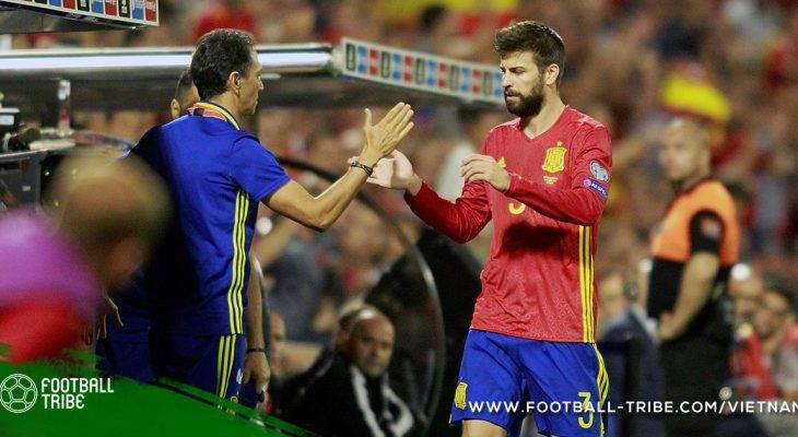 Bản tin chiều 19/12 : Nguy cơ Tây Ban Nha bị loại khỏi World Cup 2018 ngày càng tăng cao