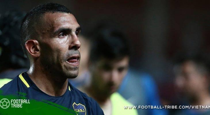 Boca Juniors xác nhận Carlos Tevez sẽ hồi hương
