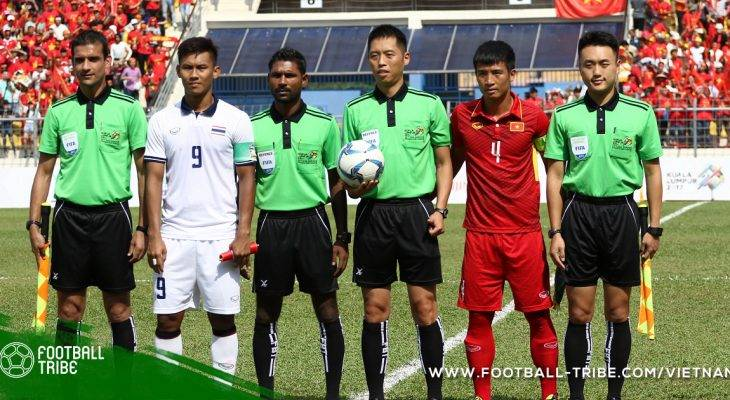 M-150 Cup: U23 Việt Nam gặp U23 Thái Lan ở chung kết?