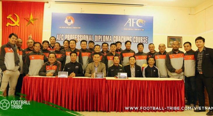 Bản tin tối 23/12: Nhiều HLV Việt Nam nhận bằng chuyên nghiệp châu Á