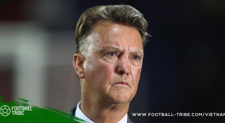 Louis Van Gaal nhắc khéo Jose Mourinho