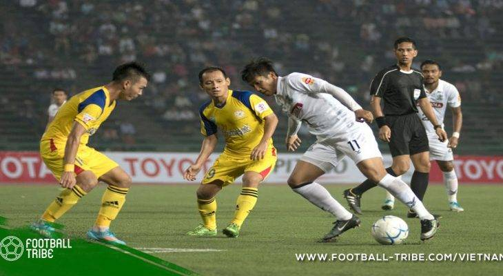 Đội bóng Malaysia chiêu mộ Chan Vathanaka