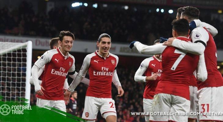 Bản tin chiều 16/12: Arsenal đứng trước nguy cơ chảy máu lực lượng