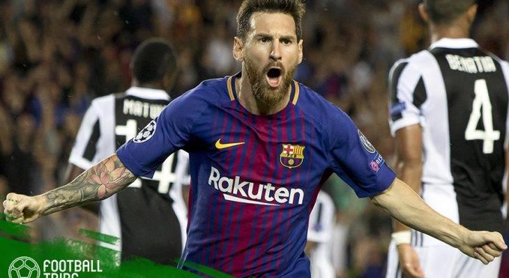 Tổng hợp bảng D Champions League 2017/2018: Sự thống trị của Barca