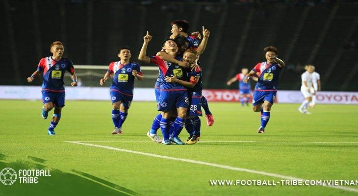 Man City chuẩn bị cân bằng kỷ lục… đội bóng Lào