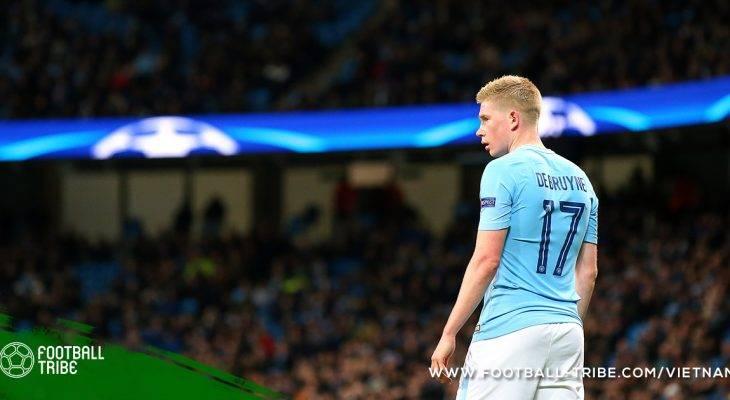 10 ngôi sao nhận lương cao nhất Premier League