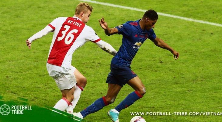 Man Utd nhắm trung vệ trẻ Ajax