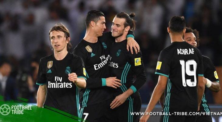 Real Madrid không đồng tình với VAR